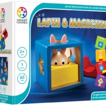 Smartgames SG 037 FR – Rabbit Magician – Thinking Game Of Logic And Observation