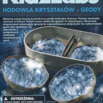 4M Geode Growing Crystal