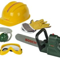 Theo Klein 8525 Bosch Chainsaw with Accessories, Toy, Multi-Colored