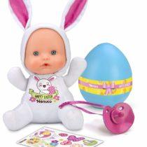 Nenuco de Famosa Soft Toy Happy Rabbit (700014913), White