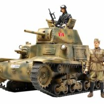 Tamiya 300035296–1:35WWII Italian medium tank Carro Armato M13/40(2)