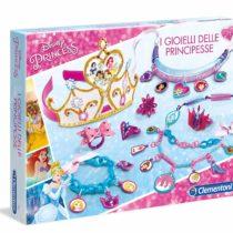 Clementoni – 15250 – Art & Craft – Princess – Princess Jewellery – Disney