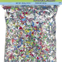 Unique Party 9069 – Jumbo Multi Coloured Foil Confetti