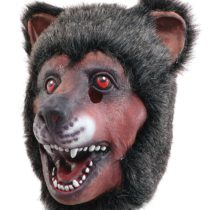Bristol Novelty BM085 Bear Overhead Mask, One Size