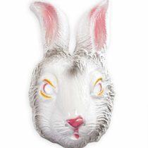 Plastic Rabbit Mask Animals Masks Eyemasks & Disguises for Masquerade Fancy Dress Costume Accessory