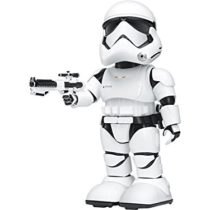 UBTech Star Wars First Order Stormtrooper Robot incl. Camera function, voice commands, facial recognition – White