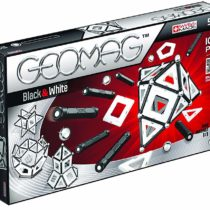 Geomag 013 – Panels Black & White, construction toy 104 pcs