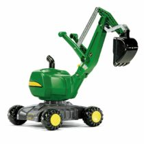 Rolly Toys John Deere Excavator – Fully functional with wheels