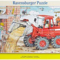 Ravensburger 06359My Excavator 15Piece Puzzle