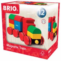 BRIO Infant & Toddler – Magnetic Stacking Train
