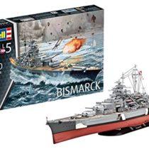 """Revell 05040  """"Bismarck"""" Model Kit"""