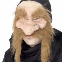Smiffys Men's Digger Mask Half Face with Hood