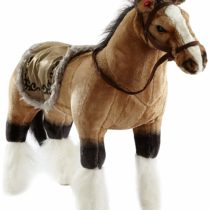 Happy People 58419 Horse with Sound, Brown, Multi-Color
