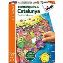 Diset Nou Comarques Catalunya (63664)