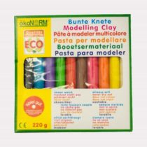 ökoNORM 76816 – Modelling Clay Assorted Colours 220 g