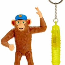 Wonder Park 31039 WonderPark Figure-Peanut Kids Toy, Multi