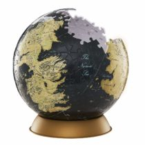 4D Cityscape 30002 Game of Thrones Unknown World Puzzle (240 Piece) 3D Globe, Multi