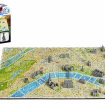 4D Cityscape 70004 Paris Mini Puzzle