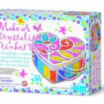 4M 02712 Make A Crystalite Trinket Box
