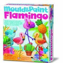 4M 404736 Flamingo Mould and Paint, Multi-Colour