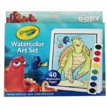 Crayola 04/6892/E–Dory, Water Colour Painting Set