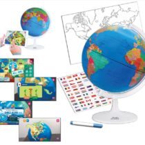 Cefa Toys Political Globe with Augmented Reality, Color NA (21836)
