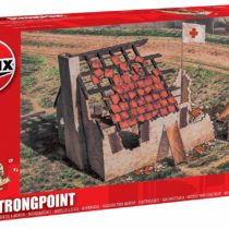 Airfix 1:32 Strongpoint Dioramas and Building Model Kit