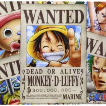 "ABYstyle – ONE PIECE – ""Wanted Pirates"" Mousepad"