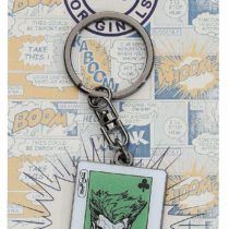 "ABYstyle – DC COMICS – Key Ring ""Joker Card"""