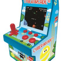 Lexibook Cyber Arcade Console, 200 Games, 2.8'' LCD Colour screen, JL2940