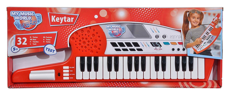 Simba My Music World 106834252Keytar Keyboard