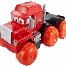 Disney Mattel BGF19 Cars Deluxe Hydro Wheels Mack for the Bath
