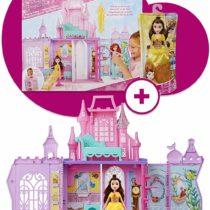 Disney Princess Princess Castle with Beauty (Hasbro C6116500)