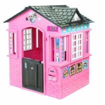 L.O.L Surprise Cottage Playhouse, Black/Pink
