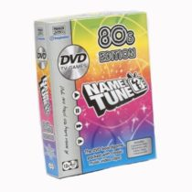 Hasbro Name That Tune, 80s Edition, DVD Game