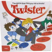 Classic Twister Game Blanket Prime Large Gifts /Floor Game for Kids Adults children Girls