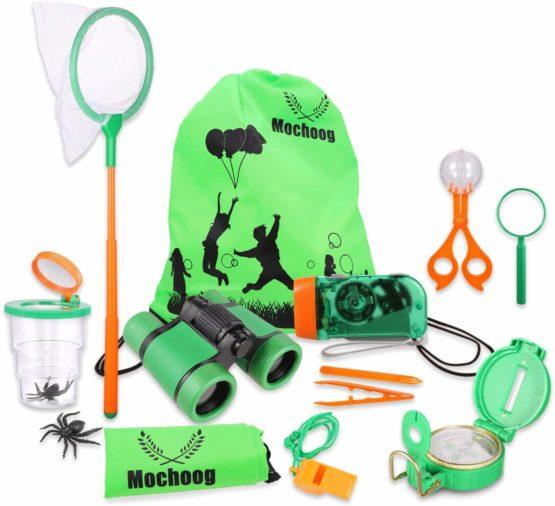 mochoogle outdoor explorer kit for kids stem educational