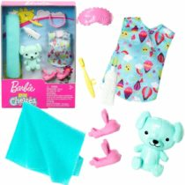 Barbie Club Chelsea Accessories – Sleep Time