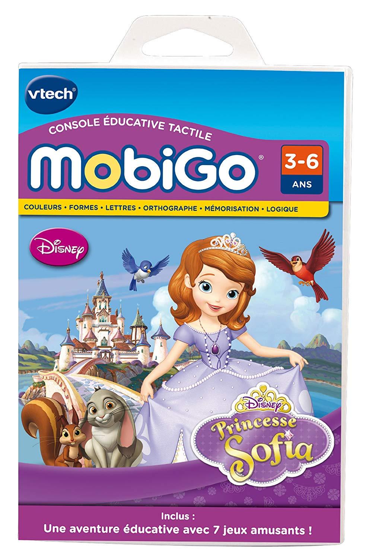 Vtech 250005 Educational Games for Mobigo Console - TopToy