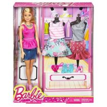 Barbie Doll and Fashions – Skirt Set