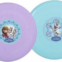 23cm Disney Frozen Flying Disc / Frisbee – Purple With Frozen Design- Outdoor Toys