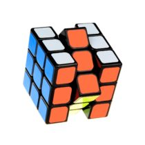 Speed Cube,Magic Cube,3x3x3 Puzzle Magic Cube, 56mm Smoothly Quicky Twist Adjustable Speed Cube,Eco-friendly Durable Material ABS,Puzzle Cube For Kids Boys Toddler