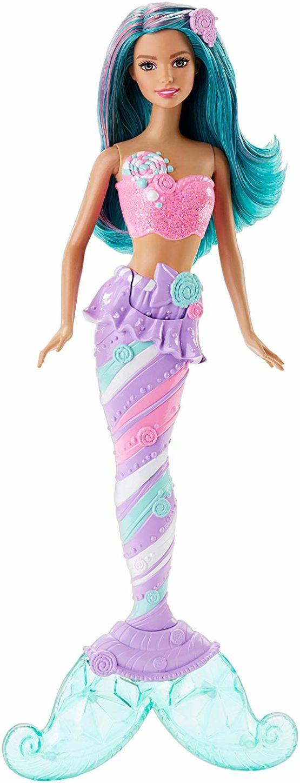 Barbie Mermaid Candy Fashion