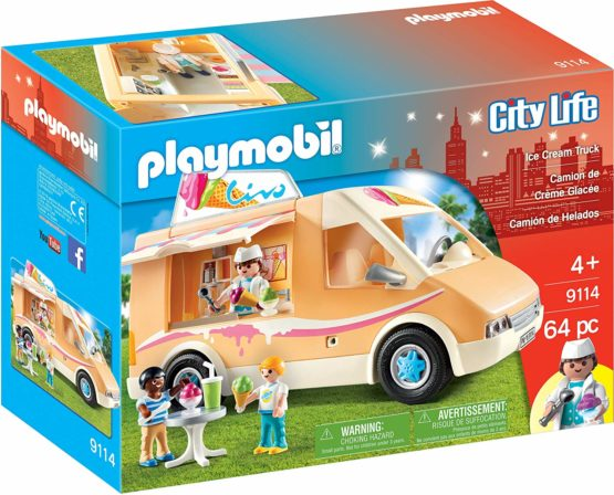 Playmobil 9114 Ice Cream Truck Van
