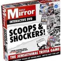Daily Mirror Scoops & Shockers Interactive DVD Game