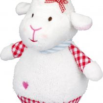 Baby Charms Lamb Tumbler with Chimes, 16 cm, Model# 90398