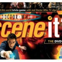 Doctor Who Scene It? DVD Game