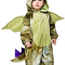 (O) Boys Girls Dinosaur Costume for Animals Bugs Creatures Fancy Dress Kids Childs