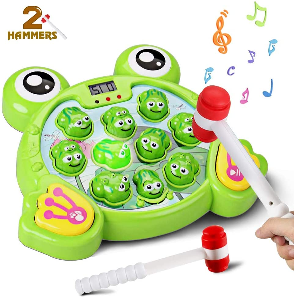 Byserten Interactive Whack A Frog Game Kids, Educational ...