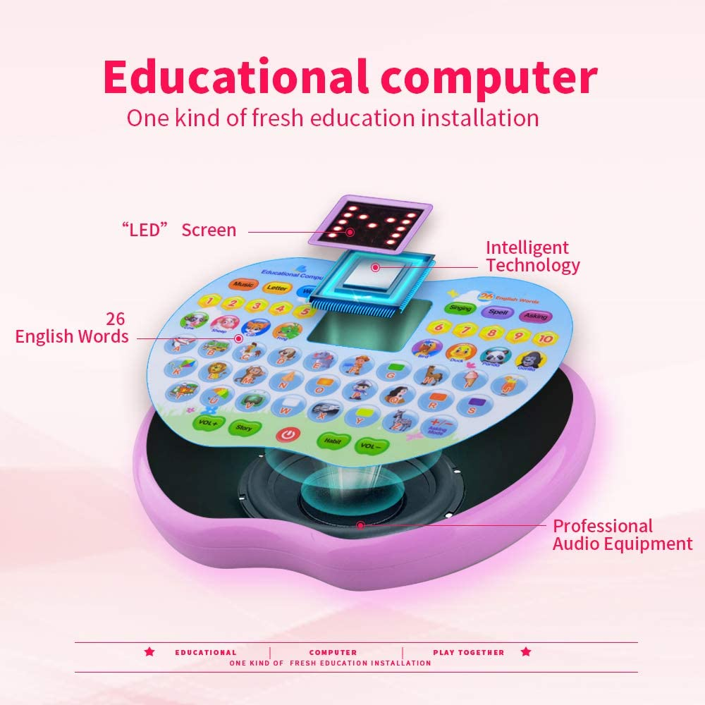 Eala Education Learning Computer Tablet Toy Gift for Kids ...